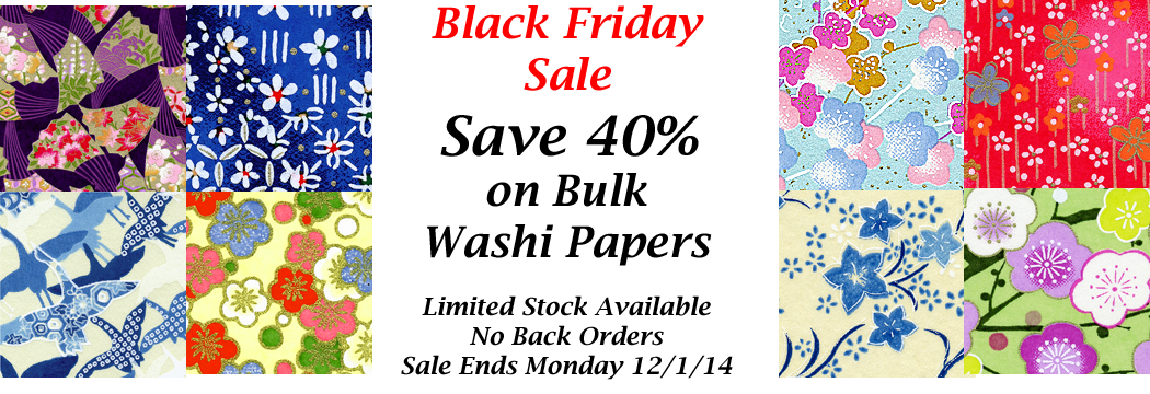 Black Friday Banner Sale Bulk Paper