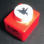 Small Crane Orizuru Paper Punch - www.HankoDesigns.com 2 - PN005