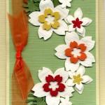 Pastel Sakuras Sample Card