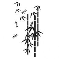 HK002Dragonfly&Bamboo