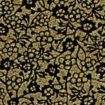 RA10200 Elegant Golden Floral Washi