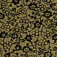 RA10200 Elegant Golden Floral Washi