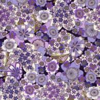 RA4532 Lavender Sakura Splendor Washi