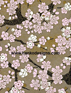 RASakura Spring Blossom Washi