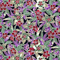 RC4045 Jungle Orchids Washi