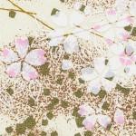 RC7OUK White Cherry Blossom Washi