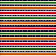 RHinadanB3 Summer Stripes Washi