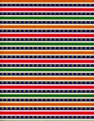 RHinadanB3 Summer Stripes Washi