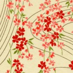 RKAW10475 Spring Sakura Vines Washi