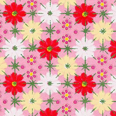 RKB7176 Red Springtime Fun Washi