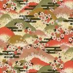 RKB8525 Fall Floral Hills Washi