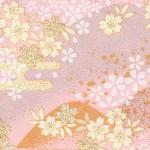 RKB8526 Pink Floral Hills Washi