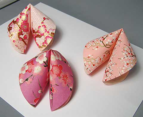Fortune Cookie Party Favor Tutorial | Hanko Designs - photo#25