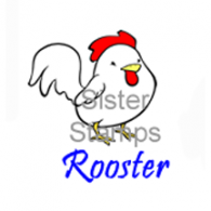 12 130401 Rooster Sister Stamps