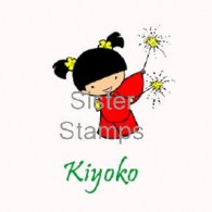 Sister Stamps from Hanko Designs