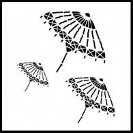 Ch168 Umbrella Set