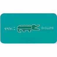 Crocodile D-Clips - Paper Clips - d-clip - dclips dclip d-clips - www.HankoDesigns.com