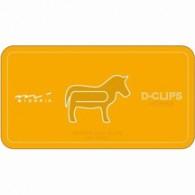 horse D-Clips - Paper Clips - d-clip - dclips dclip d-clips - www.HankoDesigns.com