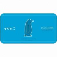 Penguin D-Clips - Paper Clips - d-clip - dclips dclip d-clips - www.HankoDesigns.com