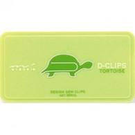 turtle tortoise D-Clips - Paper Clips - d-clip - dclips dclip d-clips - www.HankoDesigns.com