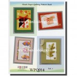 WPQ-014 Washi Paper Quilting Pattern Book Volume 1