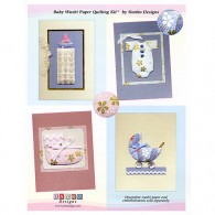 WPQ-011 Baby Washi Paper Quilting Kit