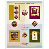 WPQ-006 Basic Washi Paper Quilting Kit