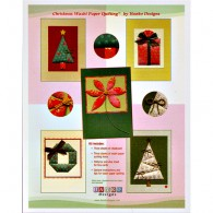 WPQ-003 Christmas Washi Paper Quilting Kit