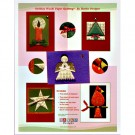 WPQ-004 Holiday Washi Paper Quilting Kit