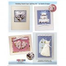 WPQ-012 Wedding Washi Paper Quilting Kit