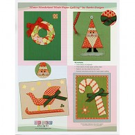 WPQ-007 Winter Wonderland Washi Paper Quilting Kit