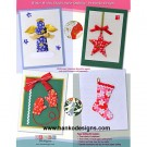 WPQ-015 Winter Wishes Washi Paper Quilting Kit