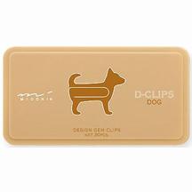 dog inu D-Clips - Paper Clips - d-clip - dclips dclip d-clips - www.HankoDesigns.com
