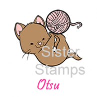 15 130701 Otsu-3 Sister Stamps cat