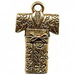 CM053 Kimono Charm Gold