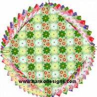PC253 Springtime Fun Yuzen Washi Paper