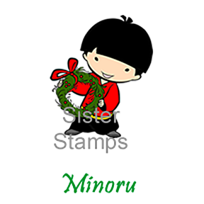 17 Minoru - Tis the Season - Sister Stamps - www.HankoDesigns.com