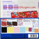 Washi Paper Doll Kit - www.HankoDesigns.com