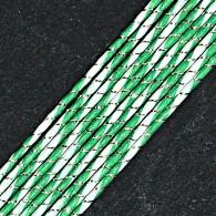MHS474 Candy Green Shell Mizuhiki Paper Cord - Hanko Designs - www.HankoDesigns.com