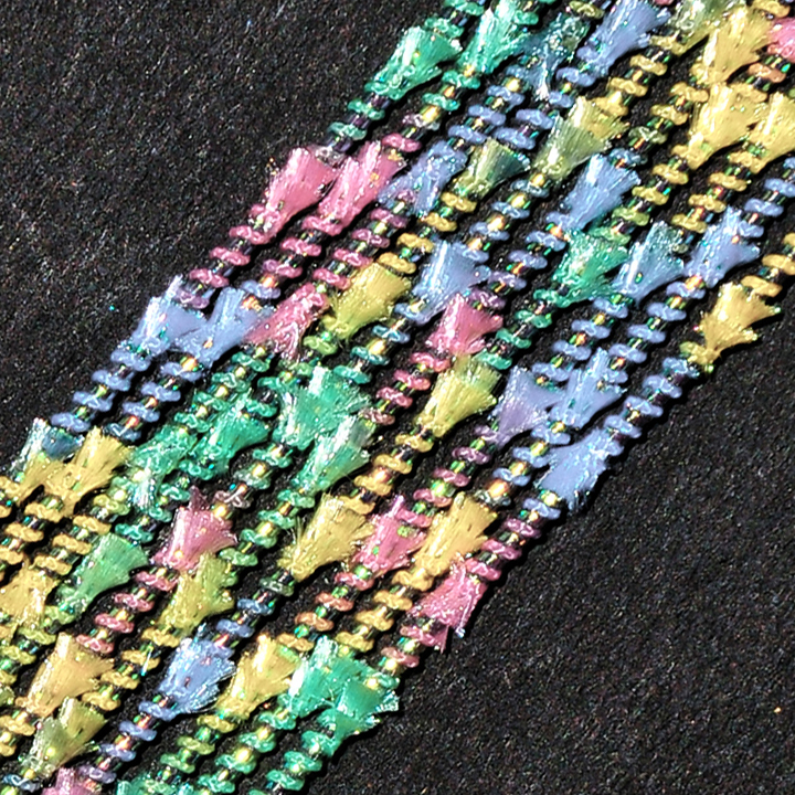 MHB512 Pastel Bouquet Mizuhiki Paper Cords - Hanko Designs - www.hankodesigns.com