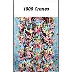 1000 Miniature Origami Cranes