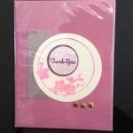 Lavender Plum Tag