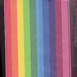 500 Sheets P1201737 Mini 'Cute' 1-5/8