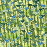 RTD7266 Green Bamboo by Hanko Designs