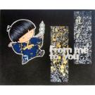 19 Hideo Mochi Sister Stamp Card Sample by Jenny Sakamoto
