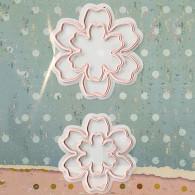 SECJ0159 Floral Dies - www.HankoDesigns.com