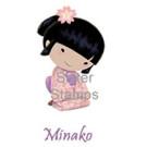 20 Minako SS0064 Sister Stamp - www.SisterStamps.com - Hanko Designs
