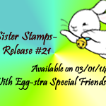 Easter Sister Stamps