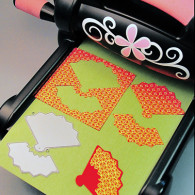 Hanko Designs Dies Cutting Machine - www.HankoDesigns.com Big Shot