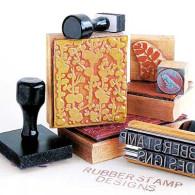 Martha Stewart Stamp Image Hanko Designs